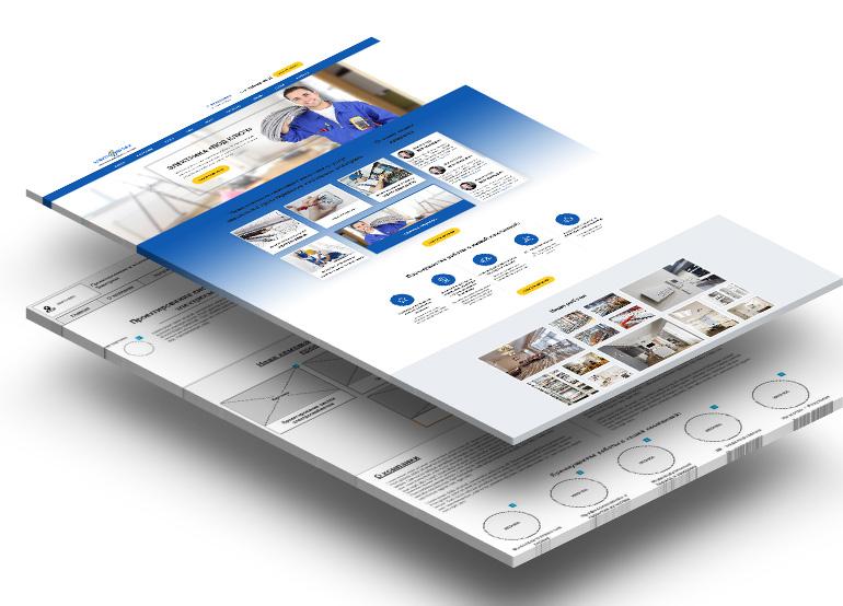 Создание миниатюры сайта создание сайта в программе publisher